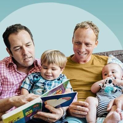 gay couple surrogacy