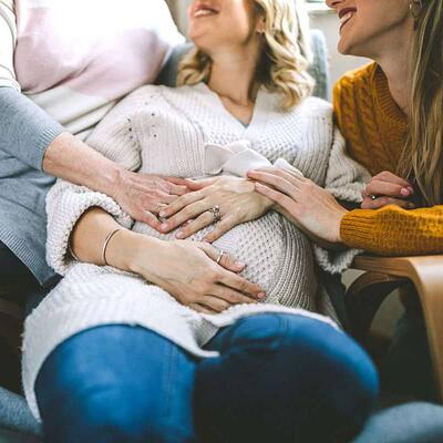 two types of surrogacy