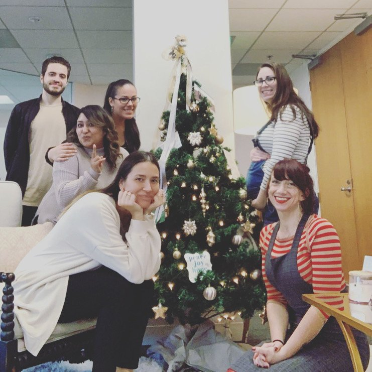 Happy Holidays from The EDSP Team